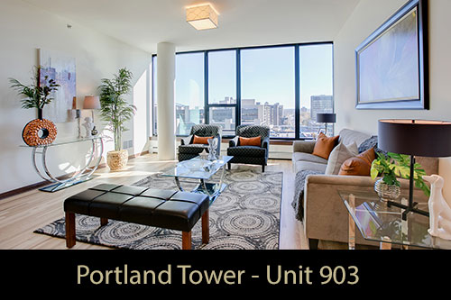 Model - Portland Tower Unit 903