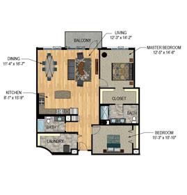Legacy Minneapolis Condos for Sale - Unit 224