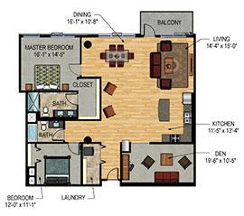 The Legacy Minneapolis Condos for Sale - Unit 426